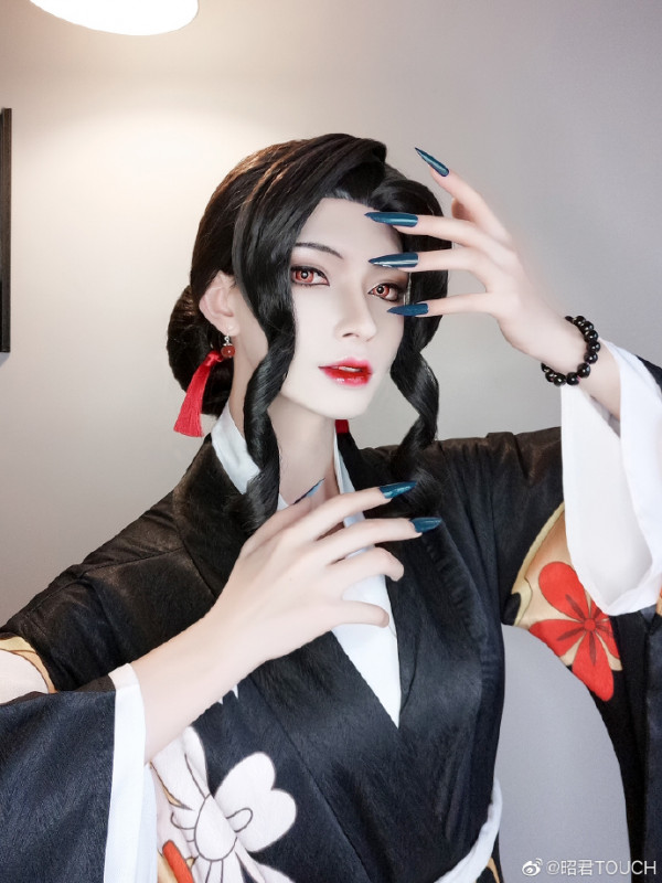Muzan Kibutsuji Cosplay by 昭君TOUCH