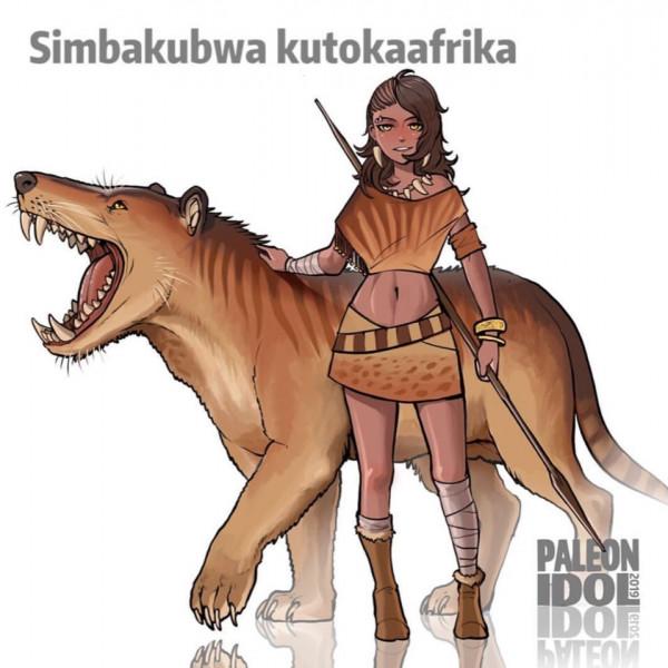 Paleodon Idol
