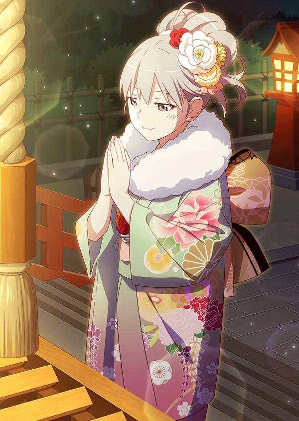 Новогодние истории в японском стиле