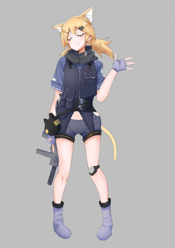 Великий кошачий полицейский... ну почти