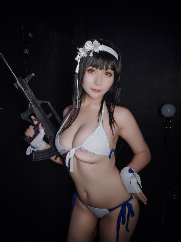 Type 95 Cosplay by Miido-三刀刀