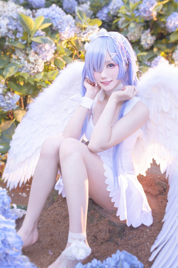 Rem Cosplay by Monpink