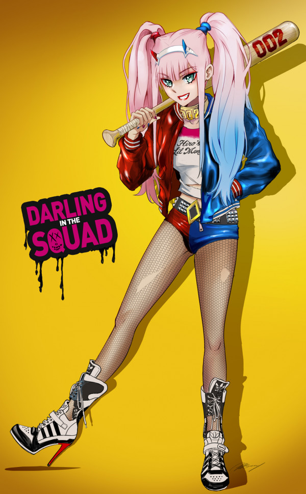 Darling in the SQUAD