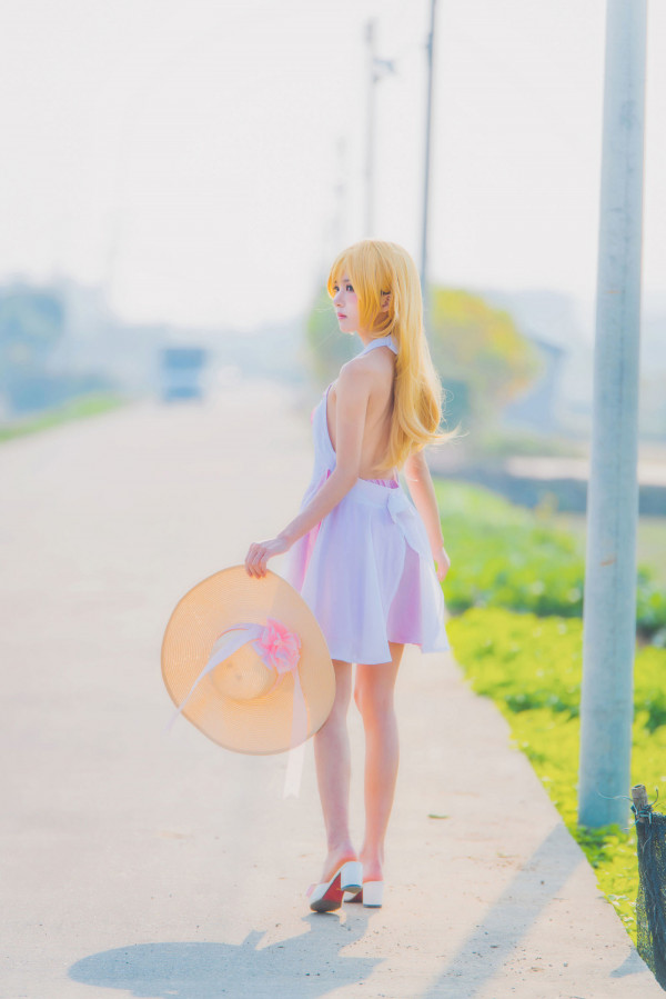 Shinobu Cosplay by SherryNeko