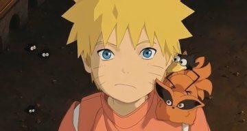 Studio Ghibli x Naruto