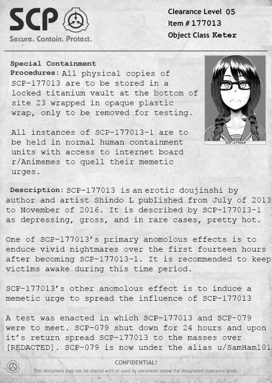 Обнаружил у себя ещё секретные документы