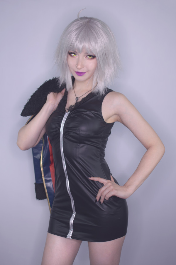 ShiroKitsune - Jeanne Alter Cosplay