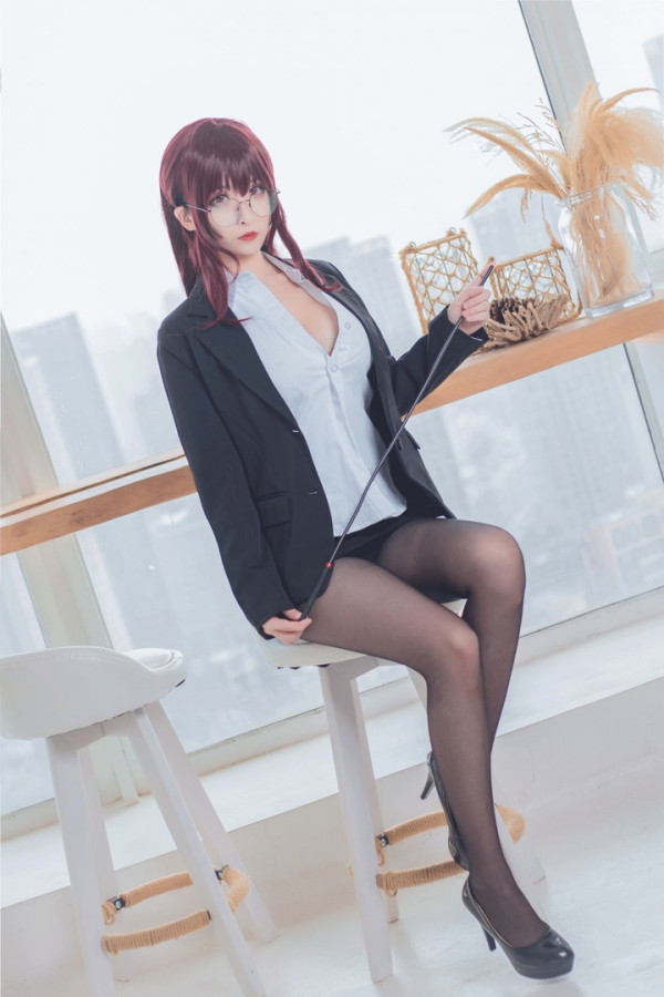 Scathach cosplay by rioko
