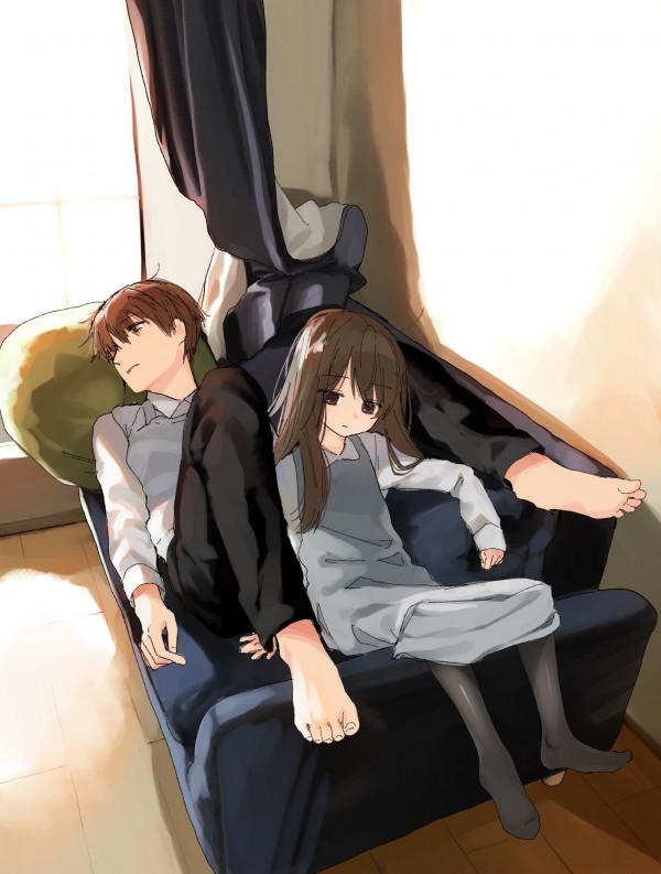 Жизнь с братиком от honryou wa naru