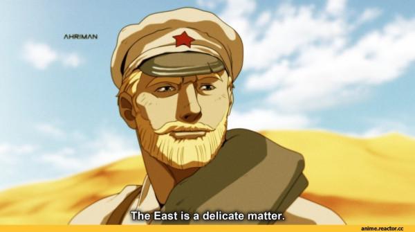 СССР классика в аниме