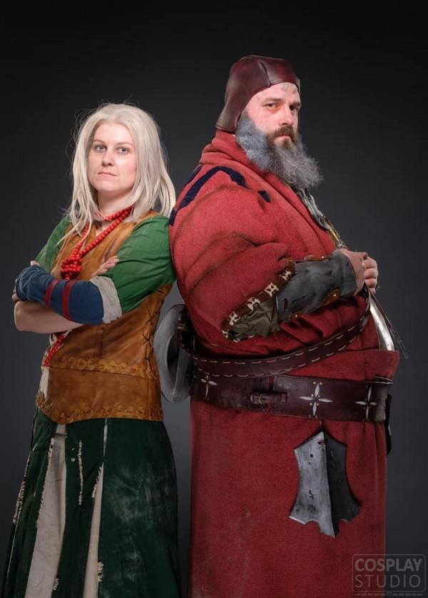 Барон и его жена