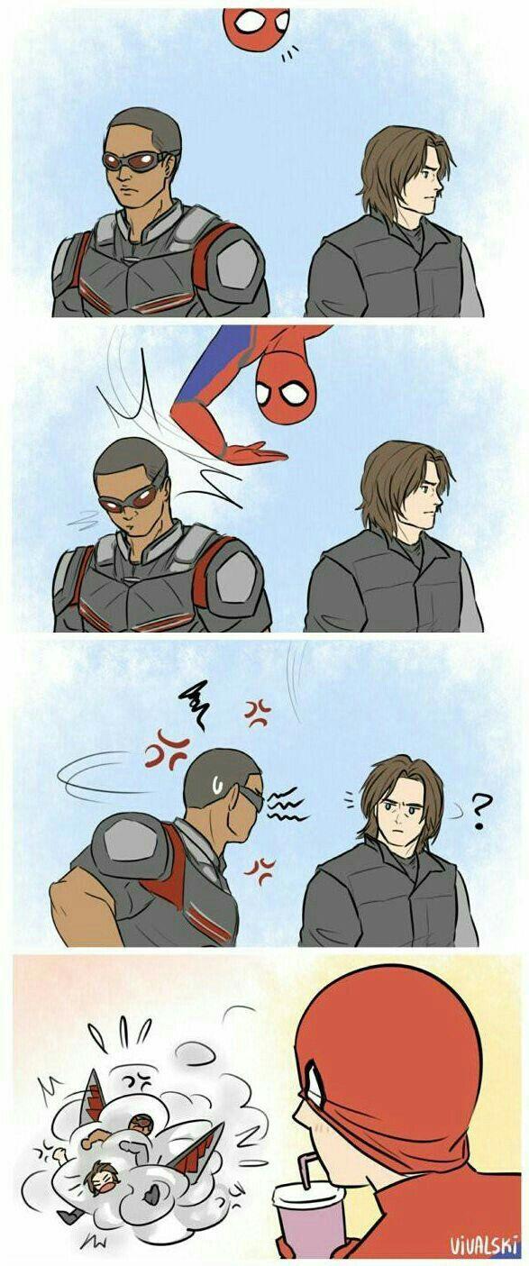 Хитрый паук