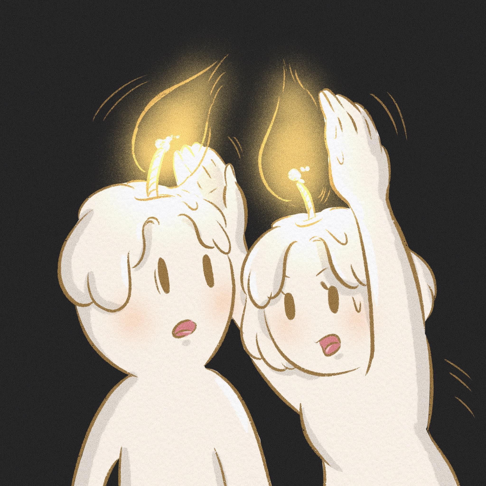 Жизнь свечи