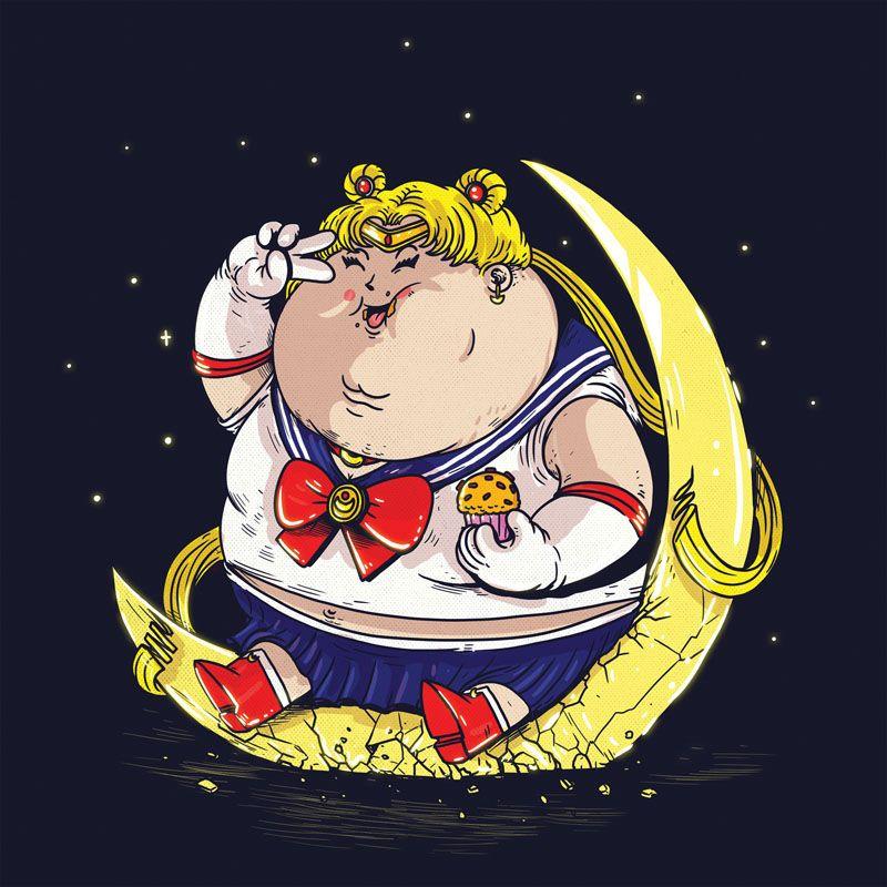 Sailor Moon нашего времени