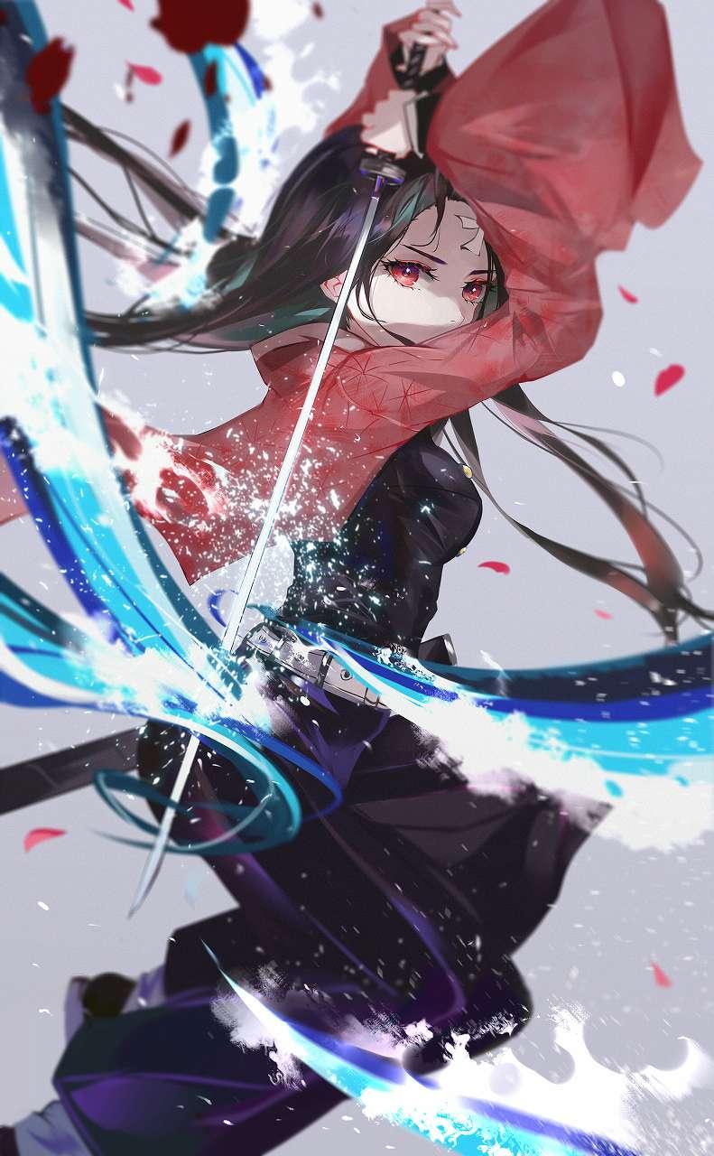 Боевая девушка