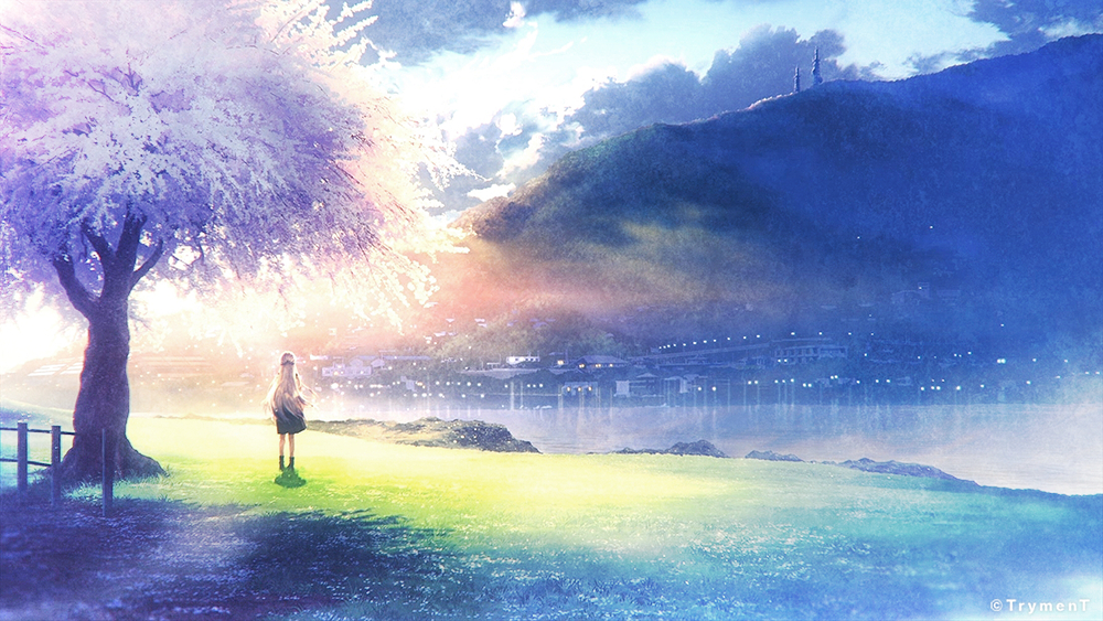 Очень похожа на Kanade Tachibana из Angel Beats