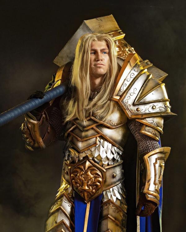 Arthas Menethil Cosplay