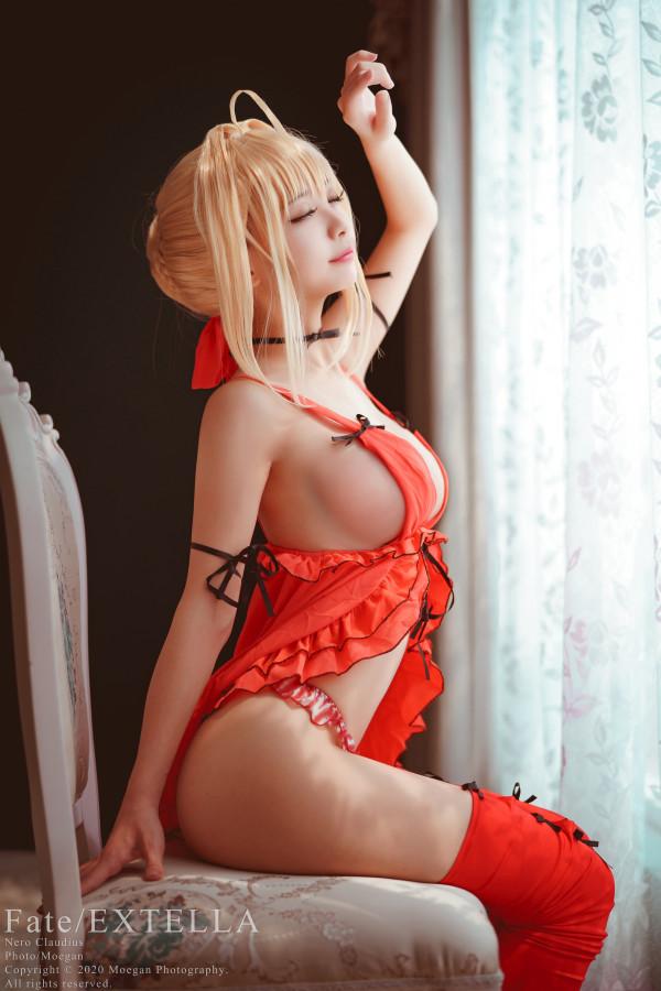 Fate/EXTELLA Nero by 沖田凜花Rinka
