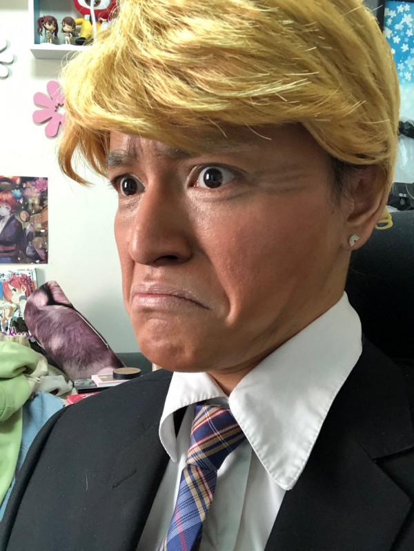 Китайский косплей Трампа