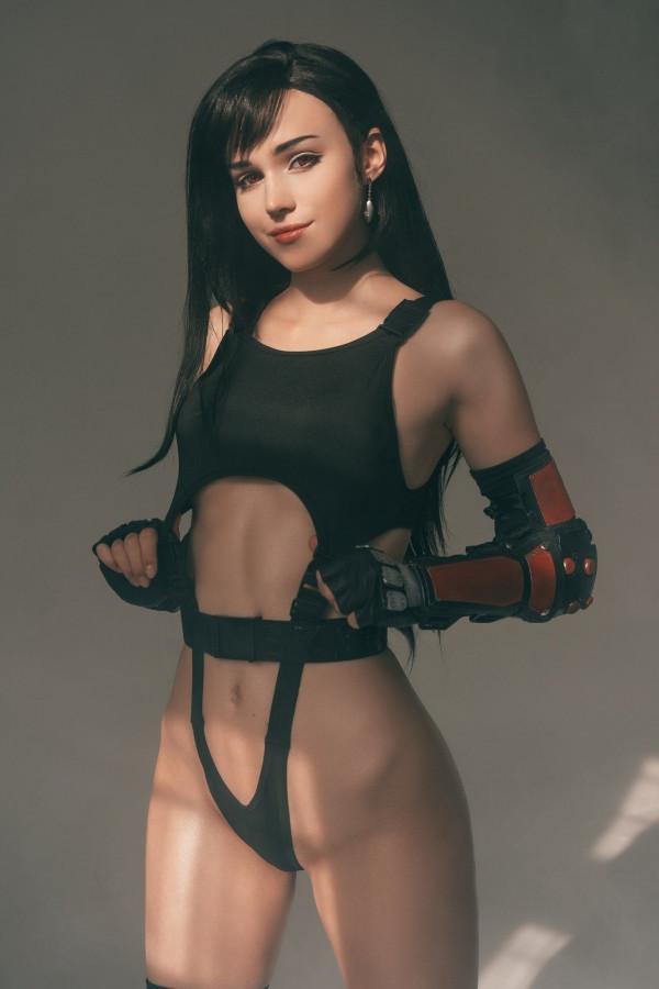 Tifa Lockhart by Shirogane Sama