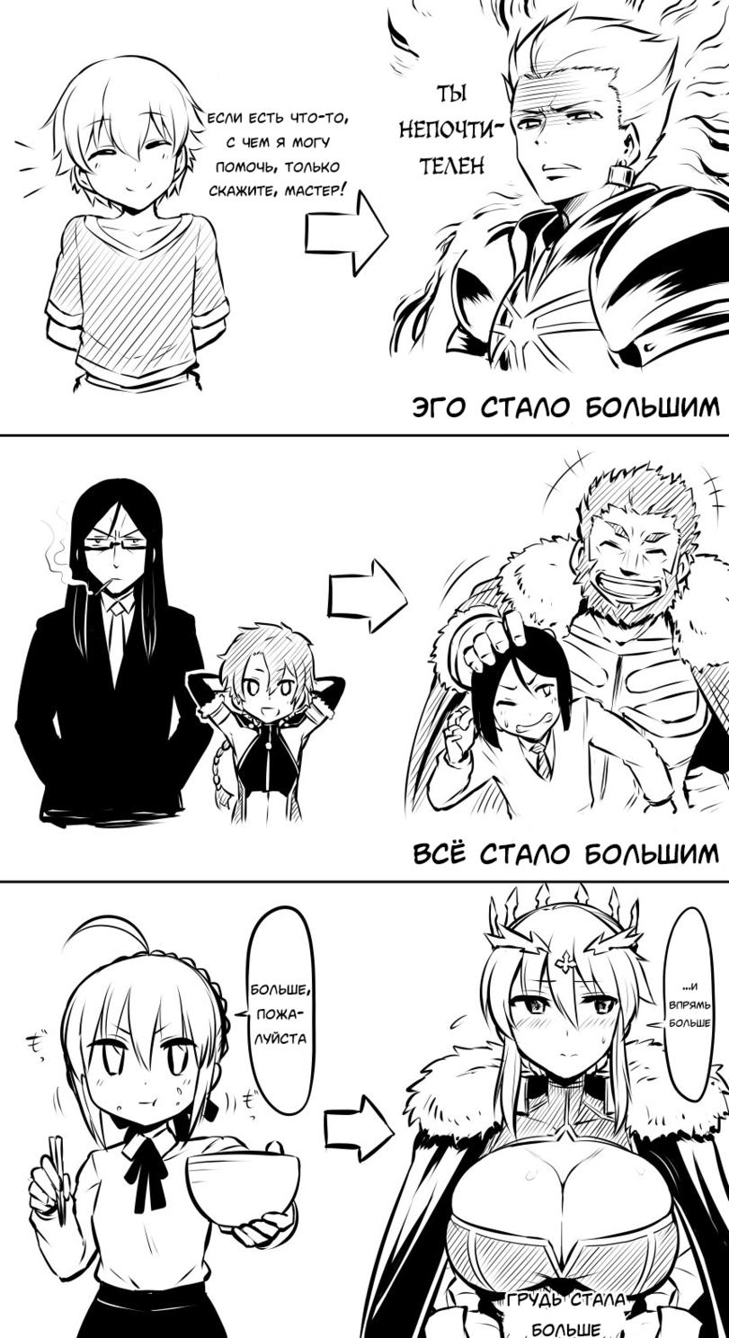 Как меняются размеры