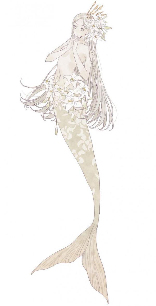 Подводные царевны