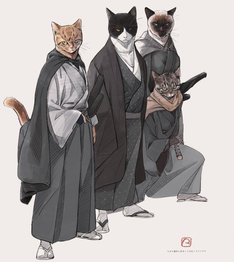 Банда ронинов