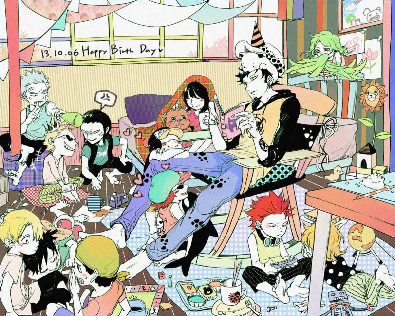 Пиратский детский сад
