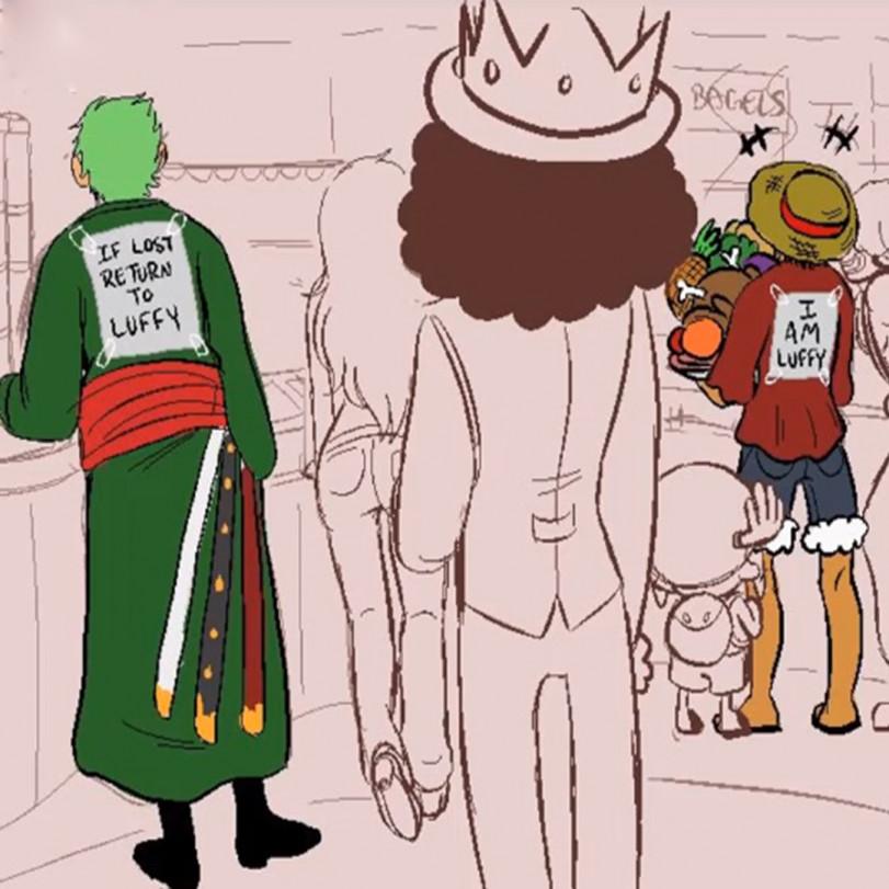 Классический One Piece