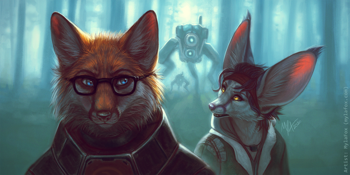 Half-Life 2: Episode Fur