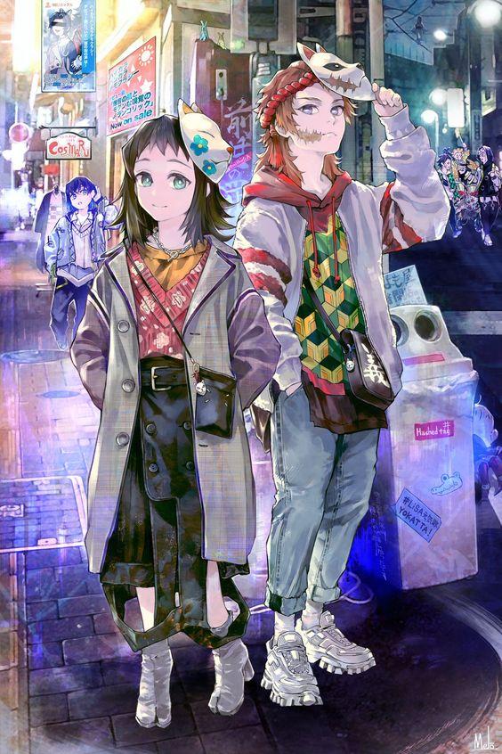 На улицах Японии 2