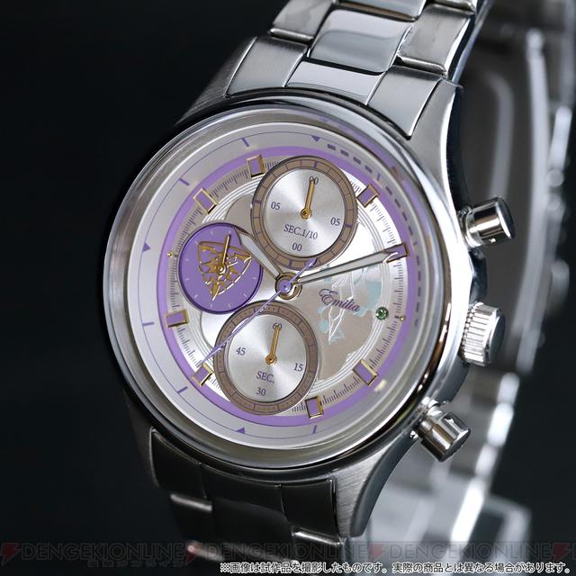 Часы и музыкальные шкатулки Re:Zero в стиле Эмилии и Рем
