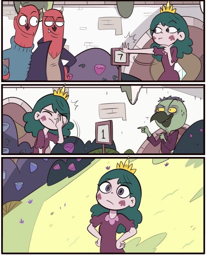 Выбор принцессы
