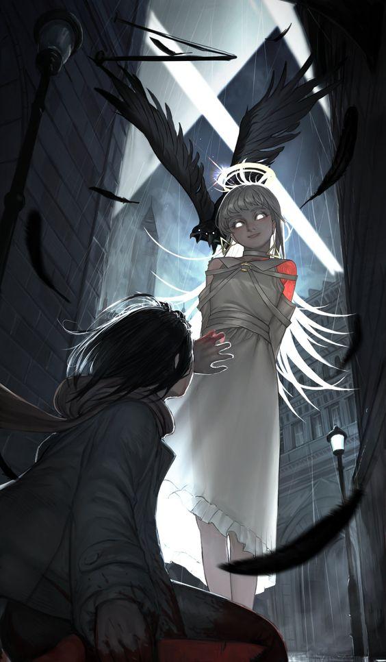 Ты звала ангела?