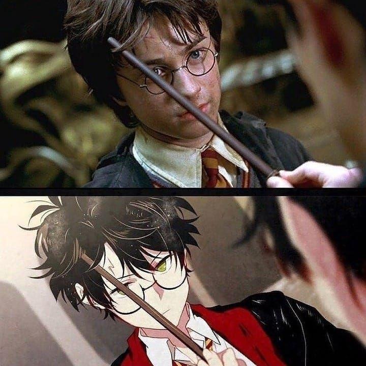 Было бы такое аниме...