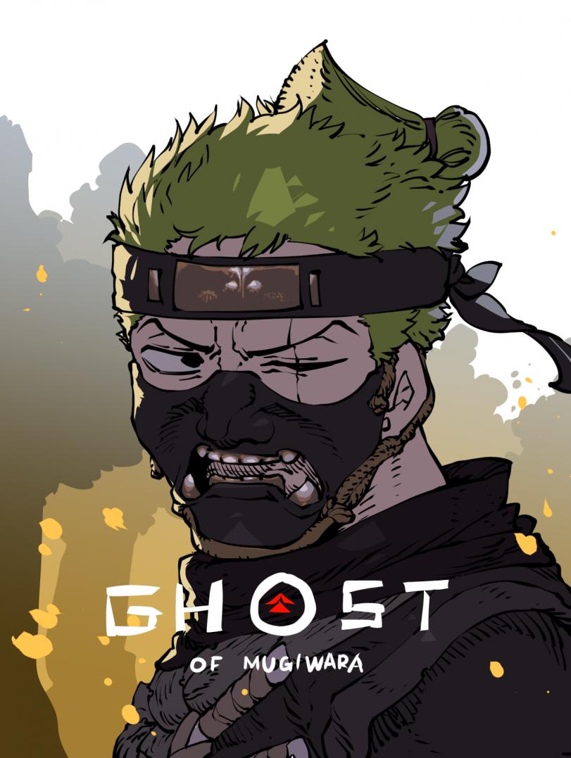 Ghost of Mugiwara