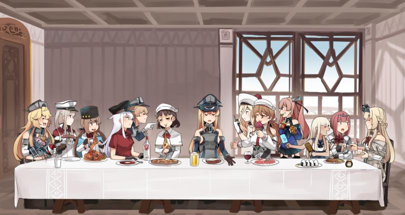 Корабельная вечеря