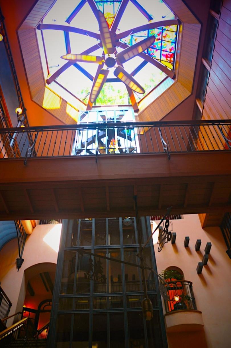 Хочется побывать в музее Гибли