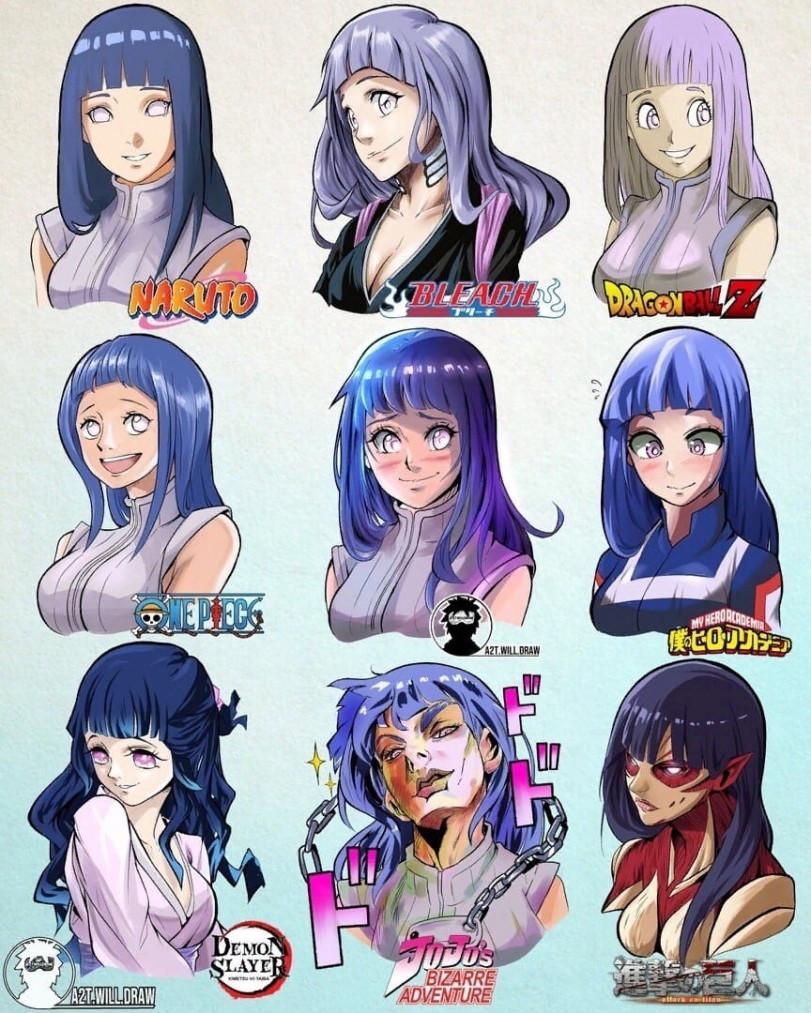 Разные стили