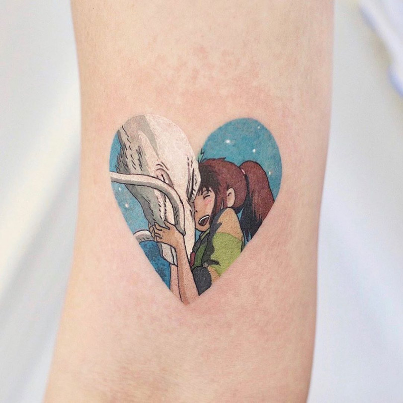 Пост любви к студии Ghibli