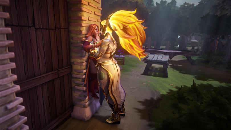 Dawnbreaker - Новый красивый высокий герой