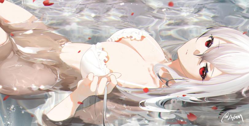 Расслабленный поток