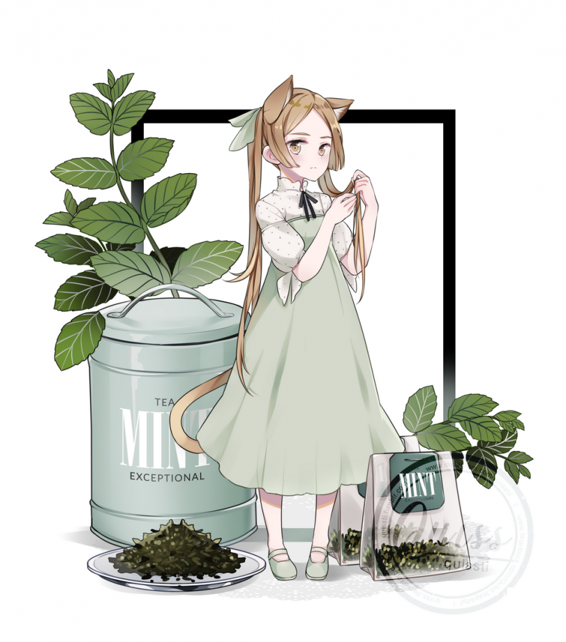 Cat&Mouse Tea and Spice