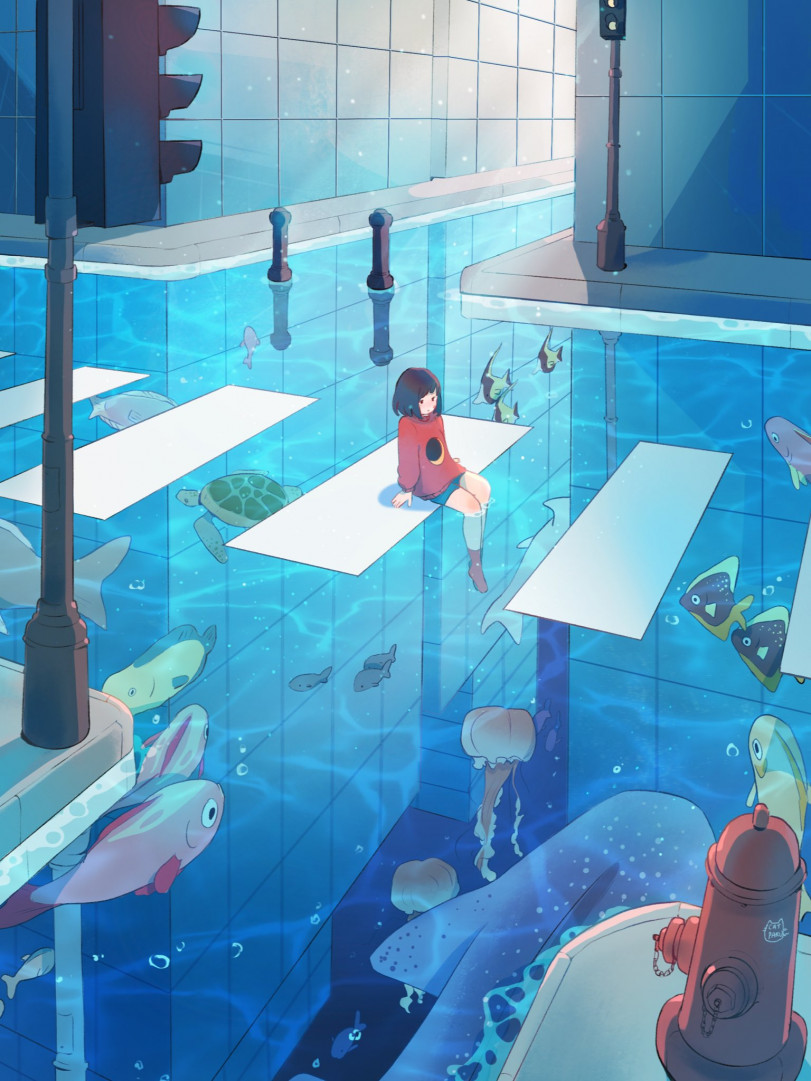 Водный город