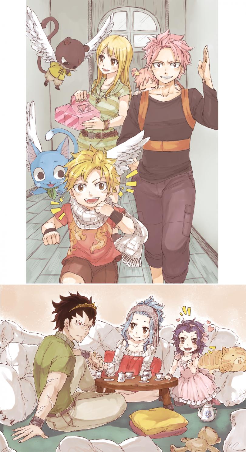 Продолжают дружить семьями