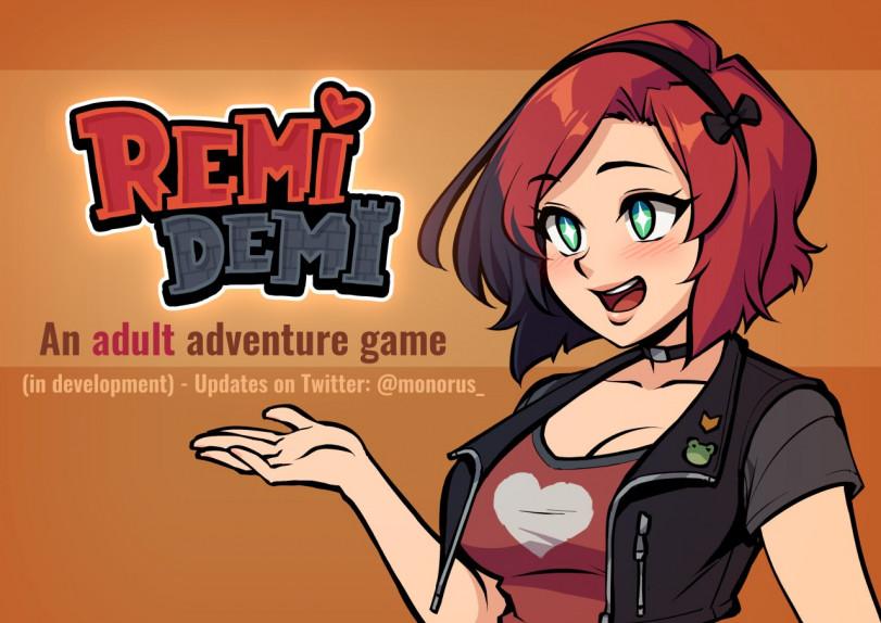 Remi Demi во всей красе
