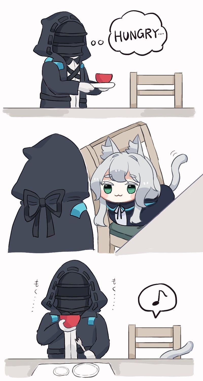 И снова кошки