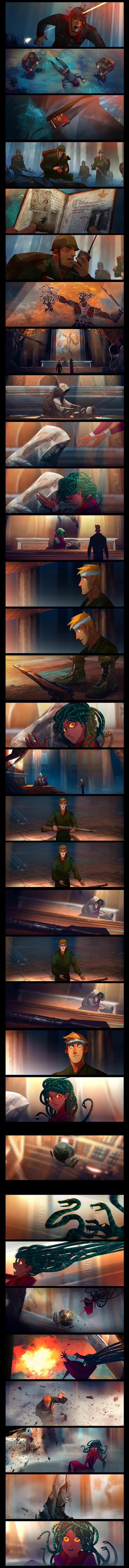 История Медузы