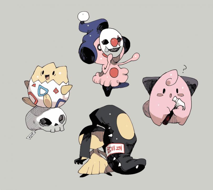 Покемоны малыши