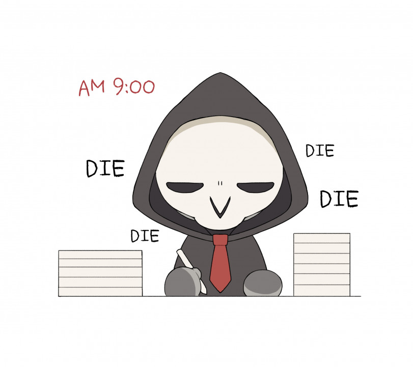 Умри!.. Но не ты